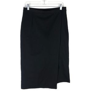 Betabrand Sassiest Cropped Pant Skirt PM #1652
